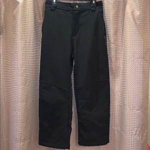 Magellan Outdoors Black Snow Pants